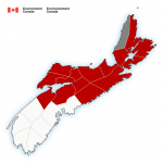 (Ended)  Snowfall warning in effect  in effect via Environment Canada