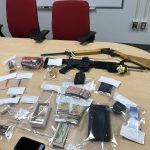 Salmon River man​ arrested for drug trafficking and firearms offences