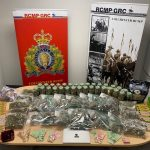Cannabis seized from unlicensed online cannabis store, two arrested  ​