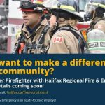 Work for Halifax Regional Fire & Emergency