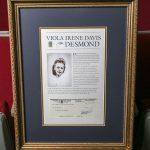 Province Repays Fine and Court Cost of Viola Desmond