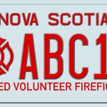 New Licence Plate Honours Retired Volunteers