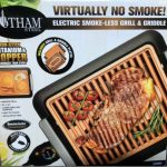 Gotham Steel Electric Smoke-less Grill & Griddle recalled due to fire hazard