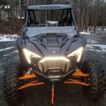 Halifax District RCMP is investigating a theft of an ATV from outside a home in Grand Lake