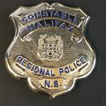 (Found) Halifax Regional Police officer's badge lost