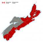 **** ENDED: Winter storm warning issued by Environment Canada