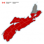 (Ended) Freezing rain warning in effect via Environment Canada