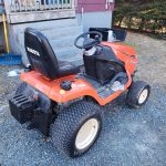 Lawn tractor operator faces impaired driving charges