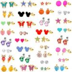 TAMHOO brand set of 33 pairs of earrings recalled due to lead and cadmium in excess of allowable limits