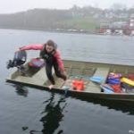 Hypothermia and Survival in Cold Water