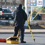 Police Investigate Vehicle & Pedestrian Collision