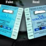 Six drivers caught with fake inspection sticker
