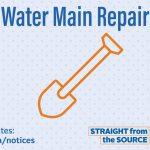 Agricola Street – Water Main Repair