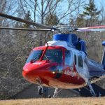 EHS LifeFlight is a vital component of emergency medical services; providing critical care to the people of Nova Scotia and beyond
