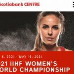 Women's World Hockey Championship Cancelled