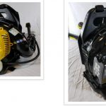 Champion 42 cc Champion Backpack Leaf Blower recalled due to risk of fire hazard