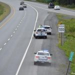 CAA Atlantic and the RCMP are urging motorists to make space for tow trucks and emergency vehicles providing service on the side of the road on Canada's 3rd annual National Slow Down Move Over Day