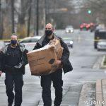 Update: Police investigate suspicious package.