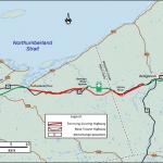 Highway 104 Twinning Project Update