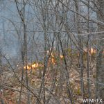 In case of wildfire & HRM Burning Rules and Regulations
