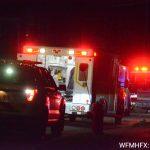 Injury Accident- Pleasant St Dartmouth