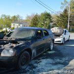 Police are investigating a suspicious fire that occurred early this morning in Dartmouth