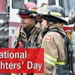 Happy International Firefighters' Day