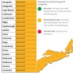 Burn Restrictions for May 21, 2021 2:00 pm to May 22, 2021