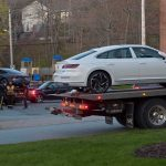 Two stolen high-end vehicles recovered