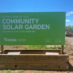 NOVA SCOTIA POWER AND NATURAL FORCES BREAKING GROUND WITH UTILITY'S FIRST COMMUNITY SOLAR GARDEN