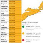 Burn Restrictions for June 11, 2021